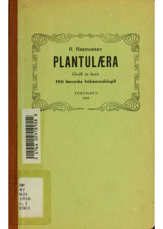 Plantulæra