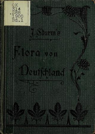 J. Sturms Flora von Deutschland, in Abbildungen nach der Natur.