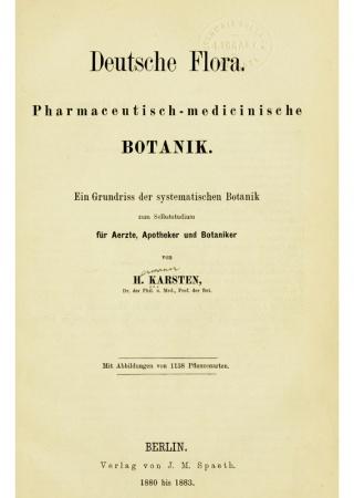 Deutsche Flora