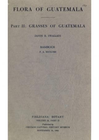 Flora of Guatemala