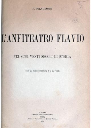 L'Anfiteatro Flavio