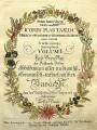 Icones plantarum medico-oeconomico-technologicarum cum earum fructus ususque descriptione